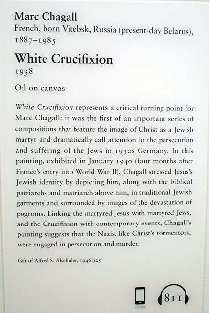 M.Chagal.Biae-ukrzyowanie.Art-Institute.Chicago.USA.Foto.Jzef-Augustyn-SJ1