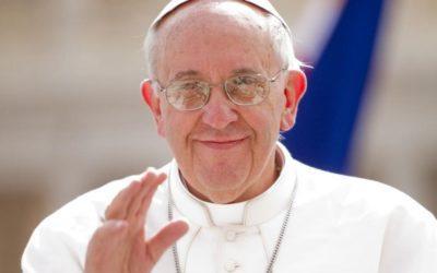 Wizyta Papieża Franciszka